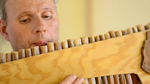 Páll of Húsafelli - artist and musician