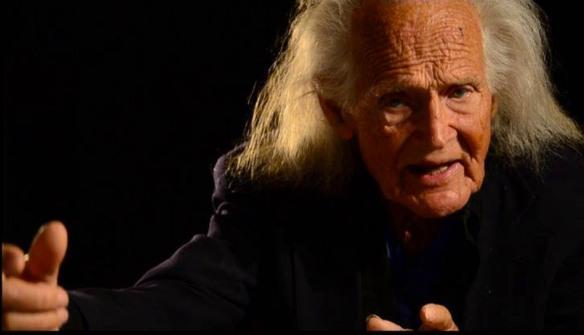 Jóhann Eyfells explains God.
